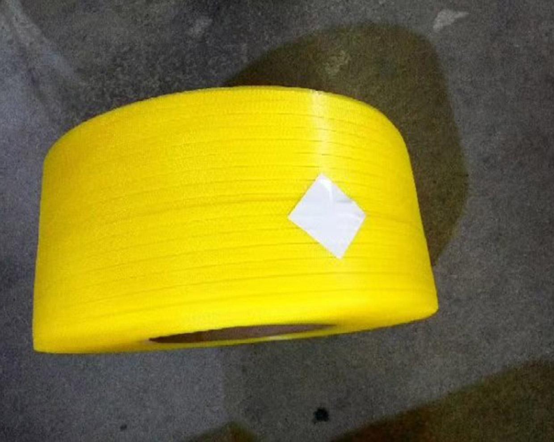 机用PP打包带-黄色