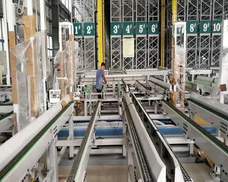 工业输送机